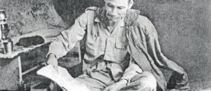 Hô Chi Minh. En décembre 1920, à Tours, il vote avec la majorité, pour la création d'un parti nouveau (L\'Humanité)